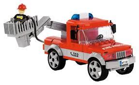 <b>Конструктор</b> пластиковый <b>COBI</b> Пожарный автомобиль ...