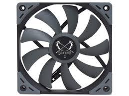 <b>Вентилятор</b> 120x120x17 <b>Scythe Kaze Flex</b> Slim 1800 об/мин ...