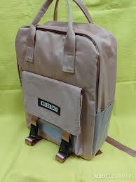 Сумка-рюкзак цвет пудра формат А4 купить в Великом ...