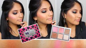 TESTING <b>Urban Decay Sin</b> Afterglow Palette- FACE SWATCHES ...