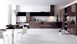 gloss black ultra modern kitchen designer