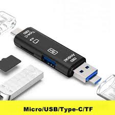 <b>TOFOCO All In 1</b> Usb 3.1 Card Reader High Speed SD TF Micro SD ...