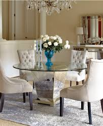 Mirror Dining Room Tables Modern Minimalist Mirrored Dining Room Furniture Interior Design
