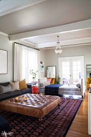 living room furniture spaces inspired: so pretty the chaise is really the palest of grays the makerista
