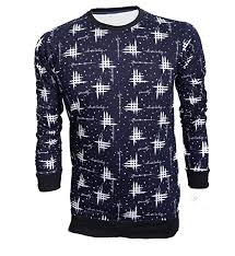 Buy Praxis <b>Men's Printed Round</b> Neck Woollen T-Shirts (Free Size ...