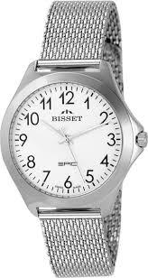 Швейцарские Наручные <b>Часы Bisset Bsde49Sawx03Bx Мужские</b> ...