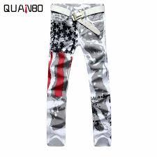 2019 новые модные мужские <b>джинсы</b> с принтом волка, мужские ...