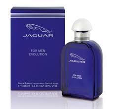 <b>Туалетная</b> вода Jaguar <b>Jaguar For Men</b> Evolution