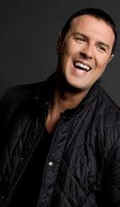 PADDY McGuinness normally brings a couple of steak bakes home from his day job at Greggs to keep his other half happy. - paddy-mcguinness
