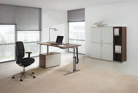 best home office with modern table plus bookshelf also white simple decoration of contemporary chairs plush best home office software