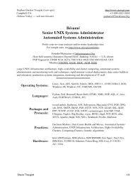 sample system administrator resume job resume samples linux system administrator resume sample sample system administrator resume