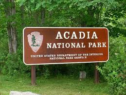 Image result for acadia national park