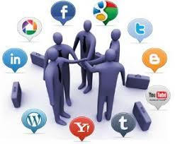 Resultado de imagen de redes sociales logos