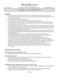 Sap Bw Tester Sample Resume Customs Broker Sample Resume   Car Change Manager Resume Sle Organizational
