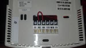 hunter thermostat wiring diagram hunter image hunter programmable thermostat wiring diagram goodman mvc95 to a on hunter thermostat wiring diagram