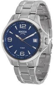 <b>Наручные часы BOCCIA</b>