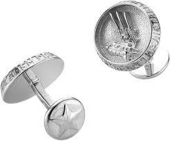 Серебряные <b>запонки KU&KU 1527721A</b>-<b>0</b> — купить в интернет ...