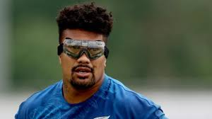 Rugby World Cup: New Zealand's Ardie Savea to wear <b>goggles</b> ...