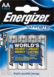 <b>Батарейка Energizer</b> Ultimate <b>Lithium</b> AA - купить в магазине ...