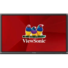 ViewSonic CDE8452T 84-дюймовый интерактивный <b>сенсорный</b> ...