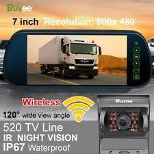 <b>Buyee Wireless</b> Rear Car Camera, Monitors & Sensor Combinations ...