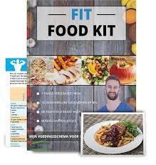 FIT FOOD KIT - Fitness-tips.nl