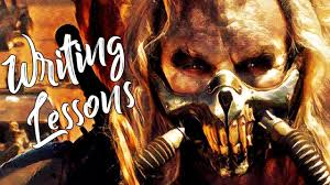 What Writers Should Learn From Mad Max: Fury Road - YouTube