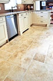 Painting Linoleum Kitchen Floor Tile Floor In Modern Slate Flooring Floor Painted Ideas Tiles