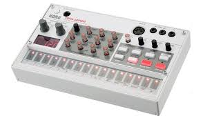 <b>MIDI контроллер Korg Volca</b> Beats Step Jump и Stutter - ElfaBrest