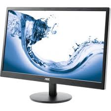 "<b>AOC Value</b>-<b>line E2770SH</b> 68.6 cm (<b>27</b>"") LED Monitor - 16:9 - 1 ms"