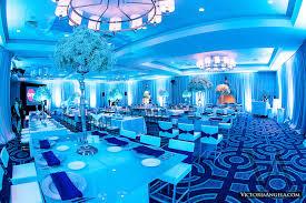 orlando wedding receptions and orlando on pinterest blue wedding uplighting