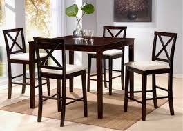 black kitchen dining sets:  modern kitchen charming high dining room tables  to your home decor concepts with high