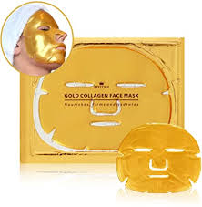 Revitale <b>24K Gold Face</b> Mask - Enriched with Collagen (3 Pack ...
