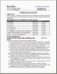 Resume Templates CA+Professional+Resume+Format+Free+Download