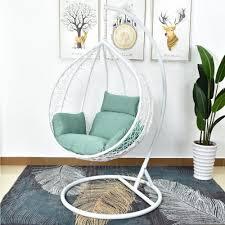 <b>Подвесное кресло AFINA</b> GARDEN AFM-168A-L White/Green ...