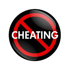 Image result for images of cheating