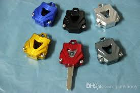 <b>Motorcycle</b> Modified Accessories Aluminum Alloy <b>Key Head Case</b>