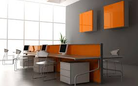 furniture design ideas office best modern style brown lacquered finish adjacent table metal chairs set framework awesome office furniture ideas