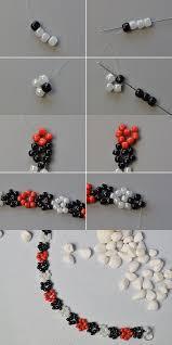 flower chain ~ <b>Seed Bead</b> Tutorials | Учебники по плетению из ...