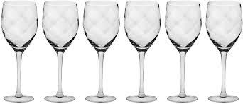 """<b>Набор бокалов для красного</b> вина Krosno """"Романтика"""" 320мл, 6 ..."""