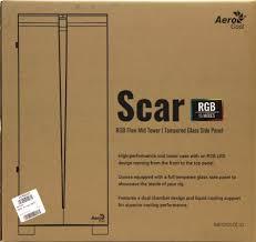 Обзор и тест <b>корпуса AeroCool Scar</b>