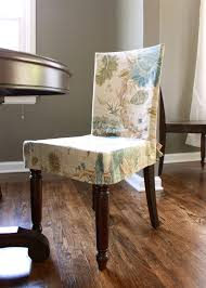 Dining Room Chair Seat Slipcovers Dining Seat Slipcovers White Elegant Dining Chair Slipcover