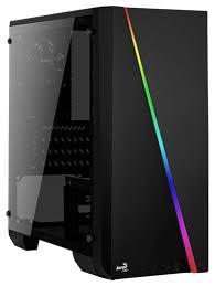 Компьютерный <b>корпус AeroCool Cylon Mini</b> Black — купить по ...