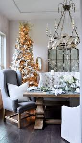 Christmas Dining Room Classic Christmas Dining Room Tour Decor Gold Designs