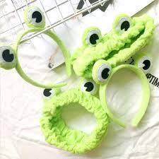 Cute <b>Korean Style Frog</b> Headband For Women Hair Accessories ...