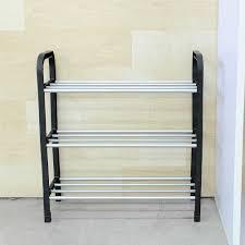 rak sepatu aluminium: Harga model lemari rak sepatu plastik dan kayu terbaru