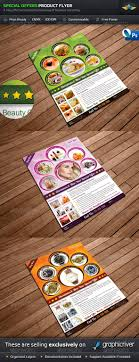 special offers product flyer by saptarang graphicriver special offers product flyer commerce flyers