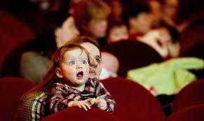En el cine con tu Madre
