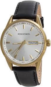 Мужские Часы Romanson Tl4241Mg(Wh), Последнее Екатеринбург