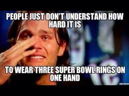 31 Best Memes of Tom Brady & New England Patriots Getting Crushed ... via Relatably.com